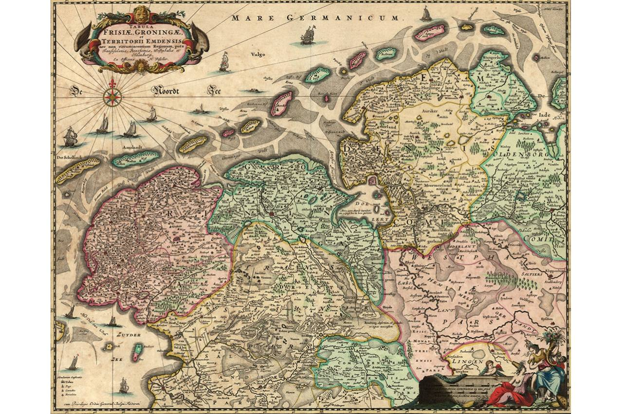 Migratiegeschiedenis In Noord Nederland En Duitsland Groninger